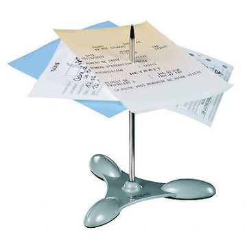MAPED QUALITY PAPER NOTE SPIKE HOLDER - FILE RECEIPTS BILLS INVOICES ETC